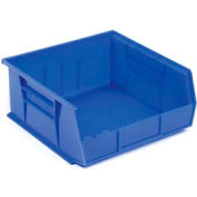 Akro-Mils 30235 Blue Bins Case of 12 for Two-In-One Plastic Stock & Utility ProCarts - Pkg Qty 12