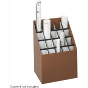 Mayline® - Safco® Blueprint Storage Roll Files - 20 Tube Model