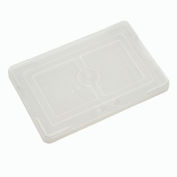 "Lid COV92000CLEAR for Plastic Dividable Grid Container, 16-1/2""L x 10-7/8""W, Clear - Pkg Qty 4"