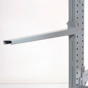 "Cantilever Rack Straight Arm No Lip, 36"" L, 1500 Lbs Capacity"