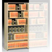 Imperial Shelving Starer 36x15x76 - 6 Openings Sand