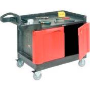 Rubbermaid® TradeMaster® 4512-88 2 Door 41 x 18 Mobile Workcenter
