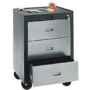 """Mobile Tool Chest Assembled,  23""""W x 22""""D x 34""""H"""