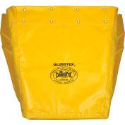 Dandux Vinyl Replacement Liner 400065G10Y 10 Bushel Yellow