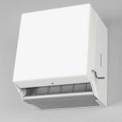 Palmer Fixture Crank Roll Towel Dispenser White - TD018503