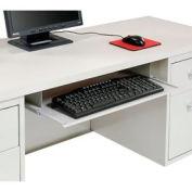 Slide Keyboard Drawer-Gray
