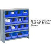 Bin Shelving Closed Shelving 36x12x39