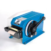 "Manual Gummed Kraft Paper Industrial Tape Dispenser for 8/10"" - 4"" Width Tape"