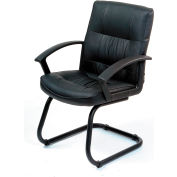 Interion™ - Executive Guest Leather Chair
