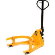 Portable Hydraulic Drum Jack 800 Lb. Capacity