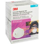 3M™ 8515 N95 Particulate Welding Respirator, 10/Box