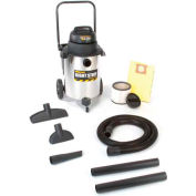 Shop-Vac® 10 Gallon Stainless Steel 6.5 Peak HP Wet Dry Vacuum - 9626510