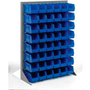 Floor Rack With 48 Akrobins 36x50