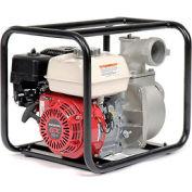 "Water/Trash Pump 3"" Intake/Outlet 6.5HP Honda Engine"