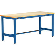 ESD Electronic Workbench 30inch High 72x36 Blue