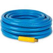 "Legacy™ HWF1250BL3 1/2""x50' 300 PSI Polyester Braided PVC Air Hose"
