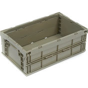 "Folding Transport Container 24""L x 15""W x 7-1/2""H"