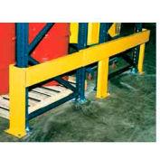 Steel Expandable Rail Barrier