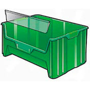 Quantum Clear Window WGH600 For Bin Model 652733 (QGH600) Sold Per Carton