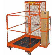 Forklift Maintenance Platform Easy To Assemble 48x40