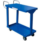 Vestil Easy Access Order Picking Cart EASY-A-2448 53-1/2 x 24-1/4 1200 Lb. Capacity