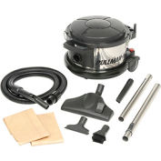 Pullman-Holt Canister Vacuum 1.5 HP 4 Gallon