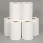 """Boardwalk Unperforated Paper Towel Roll, White 8"""" x 350' Rolls, 12 Rolls/Case - BWK6250"""