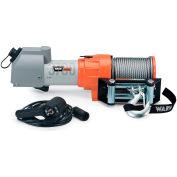 Warn® 4000 DC Powered 4000 Lb. Cap. 12V Trailer Loading Utility Winch 94000