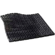 "Easy Cut Waffle Pad - Natural Rubber 8"" X 8"" X 3/4"""