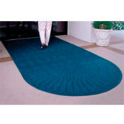 "Waterhog Grand Classic Mat One Oval / One Straight 4'W X 10'6""L Navy"