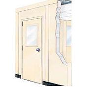 Portafab Door With Window