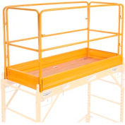 6'L Guardrail Kit With Toeboards