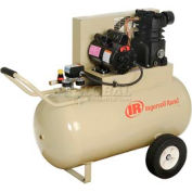 Ingersoll Rand SS3F2-GM,2 HP,Portable Compressor,30 Gallon,Horizontal,135 PSI,5.7 CFM,1-Phase 115V