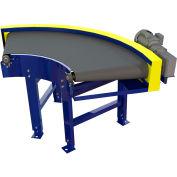 "Omni Power Turn Belt Conveyor BCCU-PT48-18-90RH 18""W 90 Degree Right Curve 48 Degree Radius 3/4 HP"