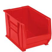 "Akro-Mils Super-Size AkroBin® 30282 - Stacking Bin 12-3/8""W x 20""D x 12""H Red - Pkg Qty 2"