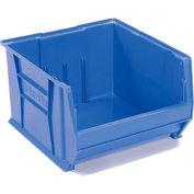 """Akro-Mils Super-Size AkroBin® 30283 - Stacking Bin 18-3/8""""W x 20""""D x 12""""H Blue"""