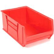 """Akro-Mils Super-Size AkroBin® 30290 - Stacking Bin 18-3/8""""W x 29-1/4""""D x 12""""H Red"""