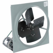 "TPI 36"" Exhaust Fan Belt Drive CE-36B-3 1/2 HP 9870 CFM 3 PH"