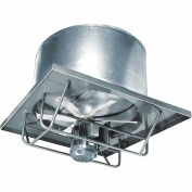 30 Inch 3 Hp Roof Ventilator