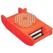 Vestil 2000 Lb. Machinery Mover Roller Dolly VHMS-2 - Swivel Top Plate