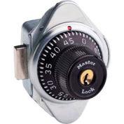 Master Lock® 1670 Built-In Combo Lock For Box Lockers - Locks Deadbolt