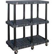 SPC Dura-Shelf® Truck MDS4824X3 3 Shelves 900 Lb. Cap.