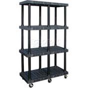 SPC Dura-Shelf® Truck MDS4824X4 4 Shelves 900 Lb. Cap.