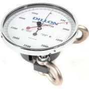 """Dillon AP Mechanical Dynamometer 10"""" Dial 2,000lb x 10lb"""
