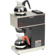 Bunn® VPR - Coffee Brewer, 12 Cups, 2 Warmers, 120V - Bunn 33200.0000