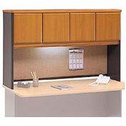 60 Inch Hutch in Cherry - Modular Office Furniture
