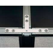 3-Way Connector for Privacy Office Partitions