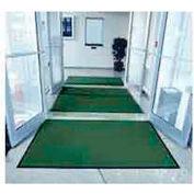 """Entryway Mat Lobbies Scraper 36"""" X 120"""" Green"""