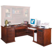 Executive Desk with Right Return for Huntington Office Furniture - Cherry