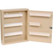 MMF STEELMASTER® Unitag™ 110 Key Cabinet 201911003 Single Key Lock Sand